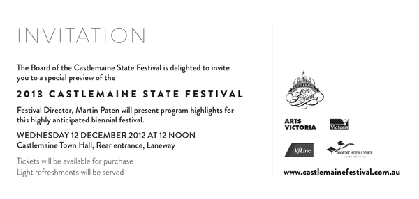 Launch invitation 121212 at 12 castlemaine state festival launch invite121212p2 stopboris Image collections